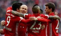 Vòng 24 Bundesliga: Dortmund, Leipzig gục ngã, Bayern tiến gần đến ngôi vương