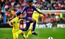 KẾT QUẢ Barcelona - Villarreal: Bắn phá tưng bừng, Messi hòa nhịp SAO 105 triệu euro