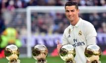 Ronaldo được vinh danh trong tháng cuối cùng của La Liga 2016/2017