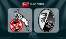 FC Koln vs Freiburg, 01h30 ngày 17/09: Tự tin phá dớp