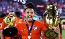 Sanchez khoe danh hiệu, báo tin mừng cho Arsenal