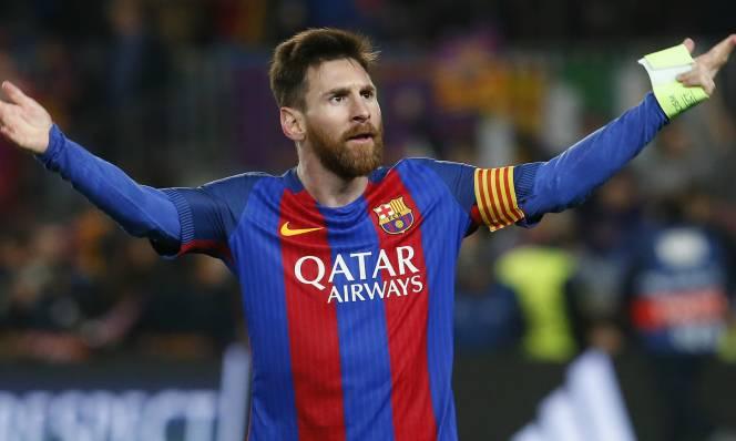 Atletico Madrid-Barcelona: Messi một mình chống tất cả