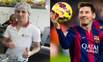 Chàng đầu bếp trẻ bất ngờ đổi đời vì giống Messi một cách kinh ngạc