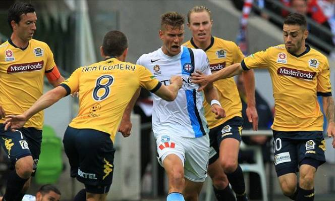 Nhận định Central Coast Mariners vs Melbourne City 13h00, 14/01 (Vòng 16 - VĐQG Australia)