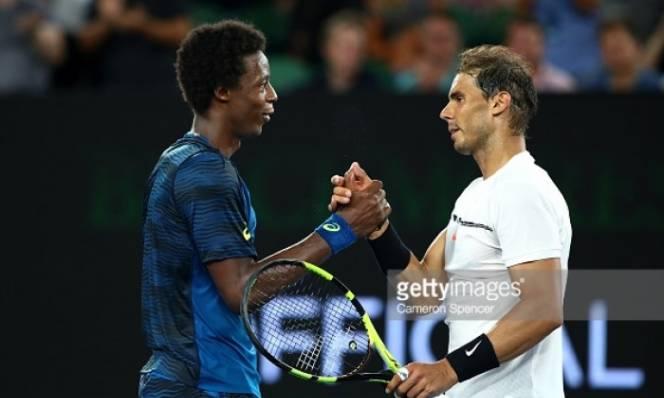 Nadal - Monfils: Nỗ lực thôi là chưa đủ (V4 Australian Open)