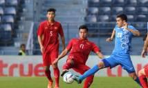 5 điểm nhấn U23 Việt Nam 1-2 U23 Uzbekistan: Tử huyệt hàng thủ