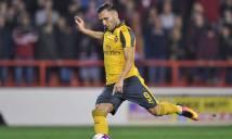 Arsenal nhận tin không vui từ tân binh