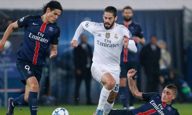 SOI SỐ BÀN THẮNG trận Real Madrid vs Paris SG, 02h45 ngày 15/02 (Vòng 1/16 Champions League)