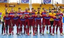 ĐT futsal Việt Nam thua ngược Chonburi