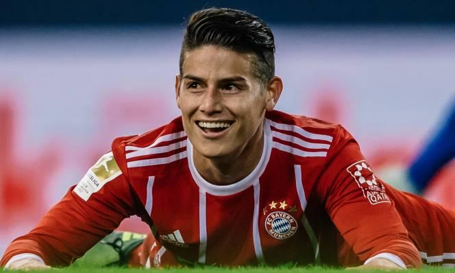 """Heynckes: """"James là món quà của Chúa dành cho Bayern"""""""