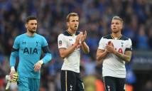 Tottenham đi vào lịch sử bóng đá Anh theo cách không ai muốn