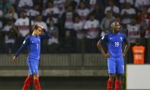 Vòng loại World Cup: Pháp và Hà Lan khởi đầu chật vật