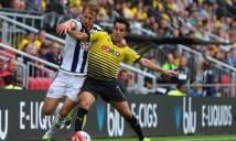 Watford vs West Brom, 01h45 ngày 05/4: Chia điểm