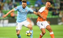 Nhận định Melbourne City vs Brisbane Roar 16h50, 20/04 (Play-off – VĐQG Australia)