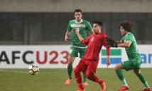 Thua Việt Nam tâm phục khẩu phục, cầu thủ U23 Iraq tiếc nuối