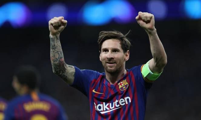 Messi đặt mục tiêu giành 'cú ăn ba'