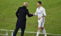 Ronaldo và Zidane cùng nhau lập kỷ lục ngày Real lên đỉnh thế giới