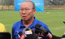HLV Park Hang-seo nói gì về danh sách tập trung ĐTVN đấu Jordan?