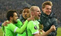 Tứ kết Europa League: Ajax, Lyon nghẹt thở đi tiếp