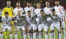 Pique gây bão vì hành động khó hiểu trận gặp Albania