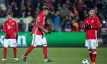 Bayern lặp lại thành tích buồn sau 12 năm