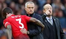 Bailly tiết lộ sự thật về mối quan hệ với Mourinho