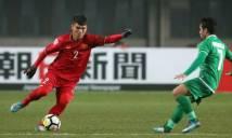 Thành công rực rỡ cùng U23 Việt Nam, Văn Đức - Xuân Mạnh vẫn chưa chắc suất đá chính ở SLNA