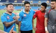 CHÍNH THỨC: HLV Trương Việt Hoàng cùng Văn Lâm tiếp tục gắn bó với Hải Phòng ở mùa bóng tới