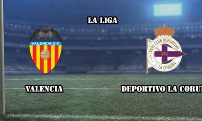Valencia vs Deportivo, 23h30 ngày 02/4: Cân sức cân tài
