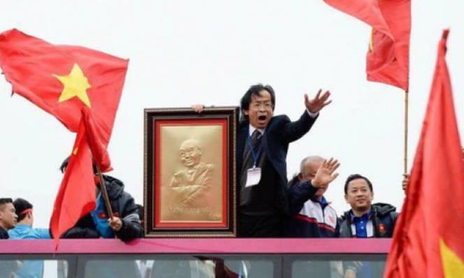 Ông Nguyễn Lân Trung nói gì khi bị tố