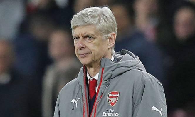 'Giáo sư' Wenger nói gì sau trận thua bẽ bàng của Arsenal?