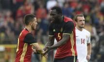 Bùng nổ cuối trận, Bỉ thắng ngược Na Uy đầy kịch tính