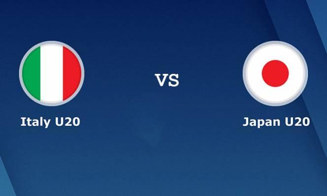 Nhận định U20 Italia vs U20 Nhật Bản, 23h00 ngày 29/5: Bất phân thắng bại