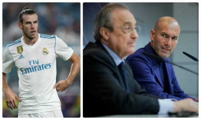 Chấn động: Zidane rời Real vì