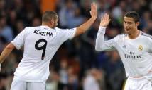 Ronaldo và Benzema được nghỉ ngơi ở trận gặp Deportivo