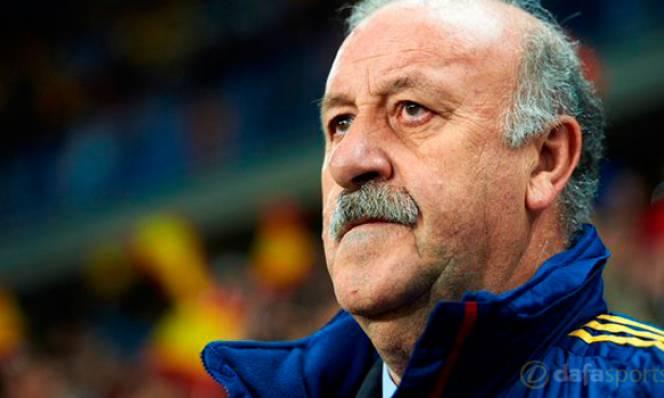 Del Bosque nói gì sau phát biểu gây sốc của Pedro