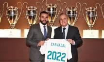 Real Madrid CHÍNH THỨC
