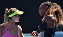 Thắng chóng vánh Gibbs, Serena thẳng tiến vào vòng 4 Úc mở rộng