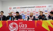 HLV Park Hang-seo muốn trận đấu với U23 Iraq được giải quyết sau 90 phút chính thức