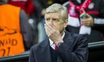 HLV Wenger và mong ước trong vài năm tới