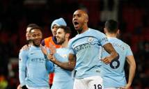 Man City nhuộm xanh Ngoại hạng Anh