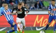 Hertha Berlin vs Augsburg, 21h30 ngày 23/01: Tiếp tục bay cao
