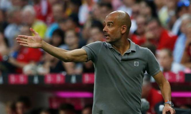 Pep sẽ mang tiki-taka tới Premier League