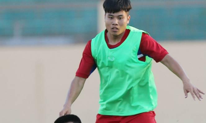 Tony Tuấn Anh chính thức bị loại khỏi U20 Việt Nam