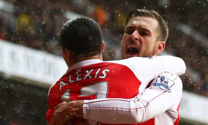 Ramsey – Sanchez hội quân, Arsenal sãn sàng cho mùa giải mới