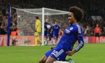 Man Utd 'gõ cửa' Chelsea, đòi lấy Willian