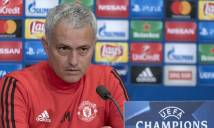 Mourinho nổi cáu giải thích lý do loại bỏ Mkhitaryan
