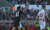 Klopp giải thích lí do để Coutinho dự bị trận gặp Stoke