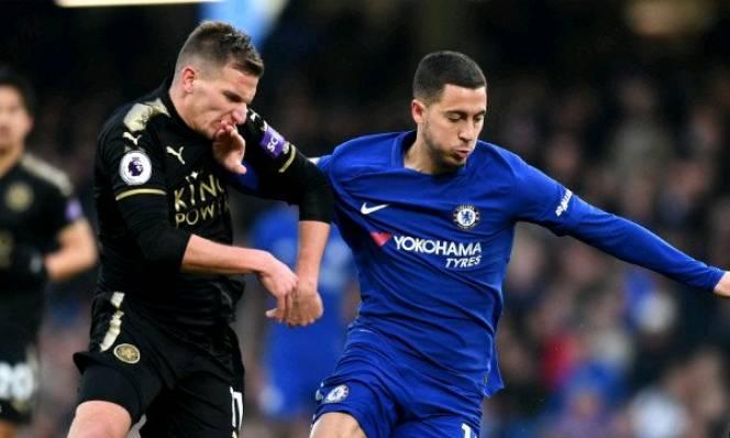 Chelsea lập nên chuỗi trận tệ hại sau khi bị Leicester cầm hòa