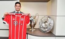 James Rodriguez không dám chọn số 10 ở Bayern vì sợ Robben